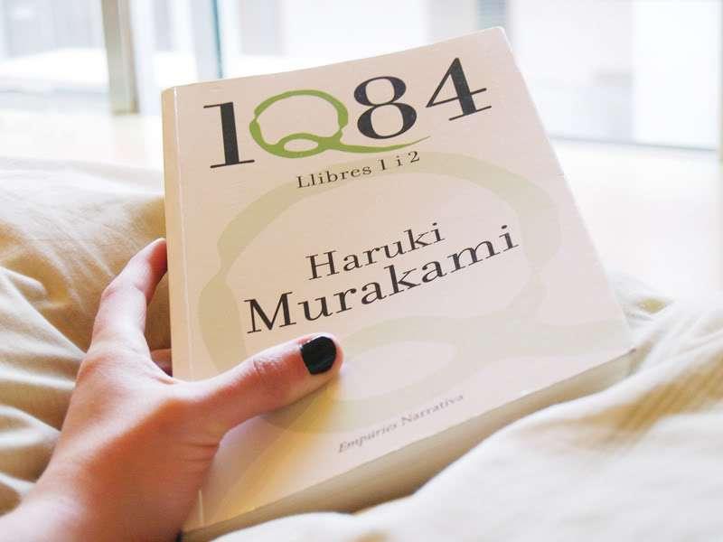 haruki murakami reseña 1q84