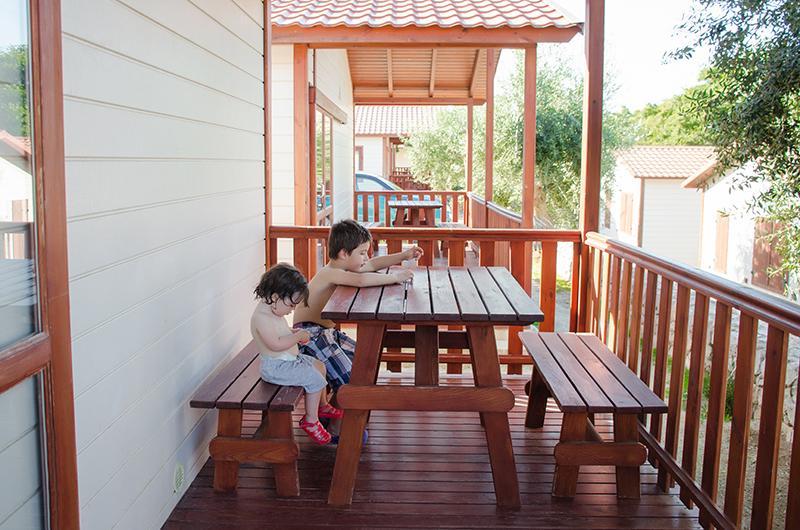 Escapada Camping Ametlla - Holidays - Costa Daurada