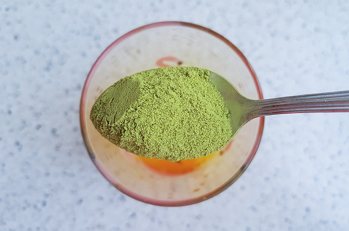 te verde matcha receta propiedades zumo