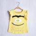 disfraz monstruo colores amarillo anna llenas | disfressa monstre de colors