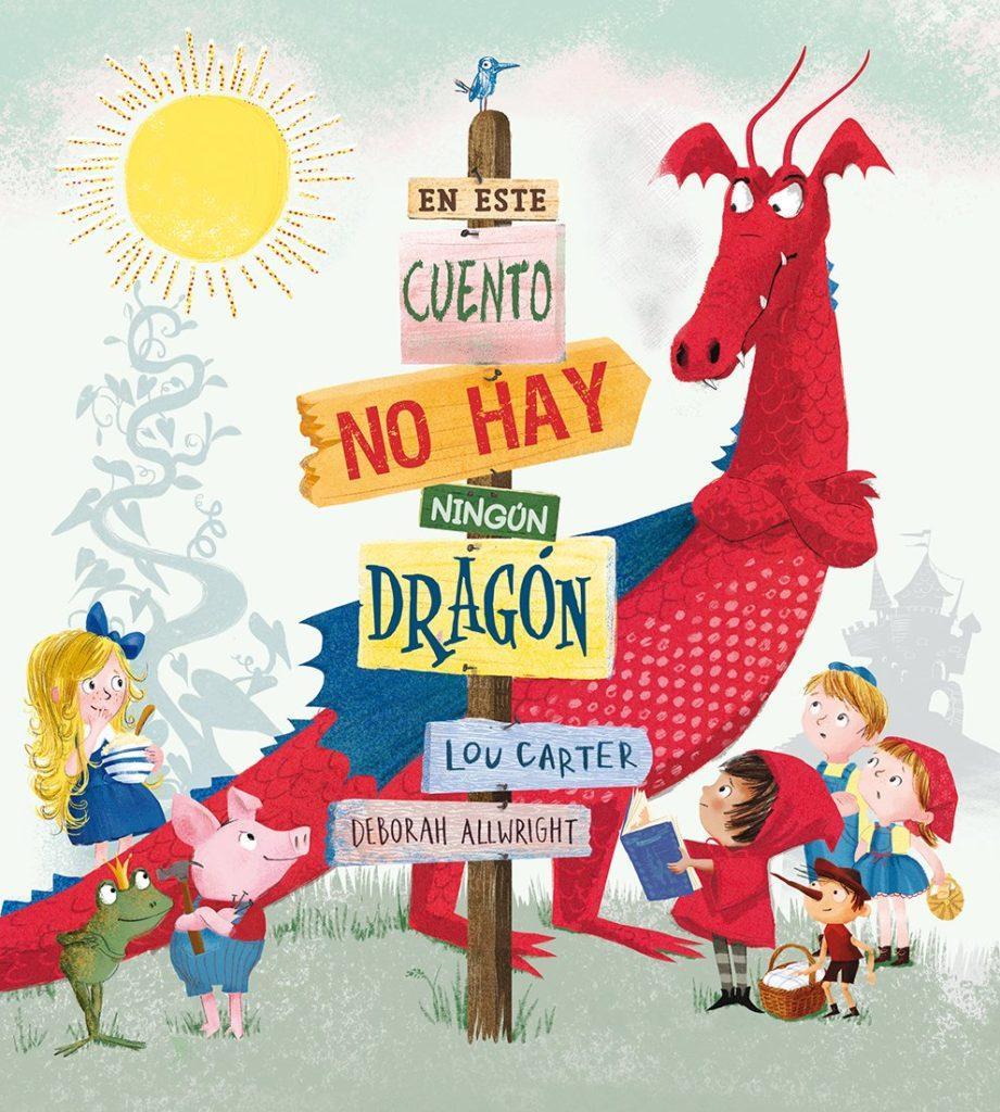 Cuentos alternativos a la leyenda de Sant Jordi - En este cuento no hay ningun dragon