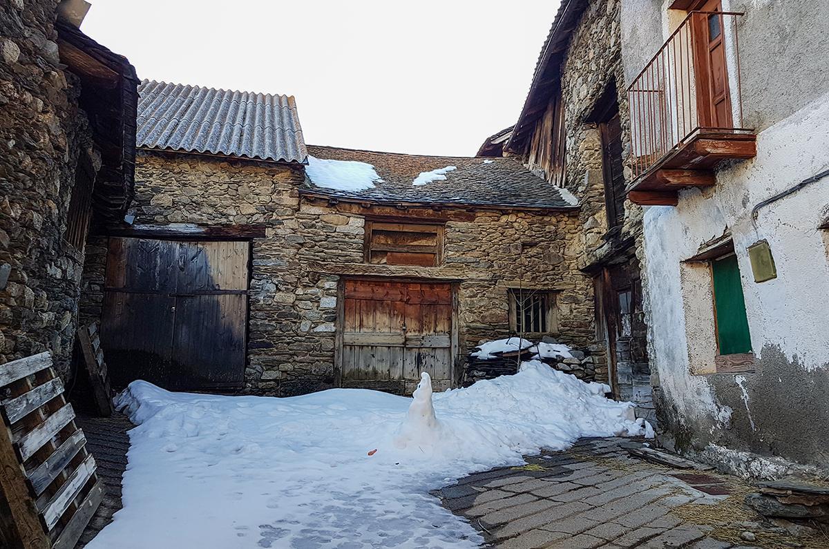 casa ramonet son pallars sobira esterri d'aneu pirineu