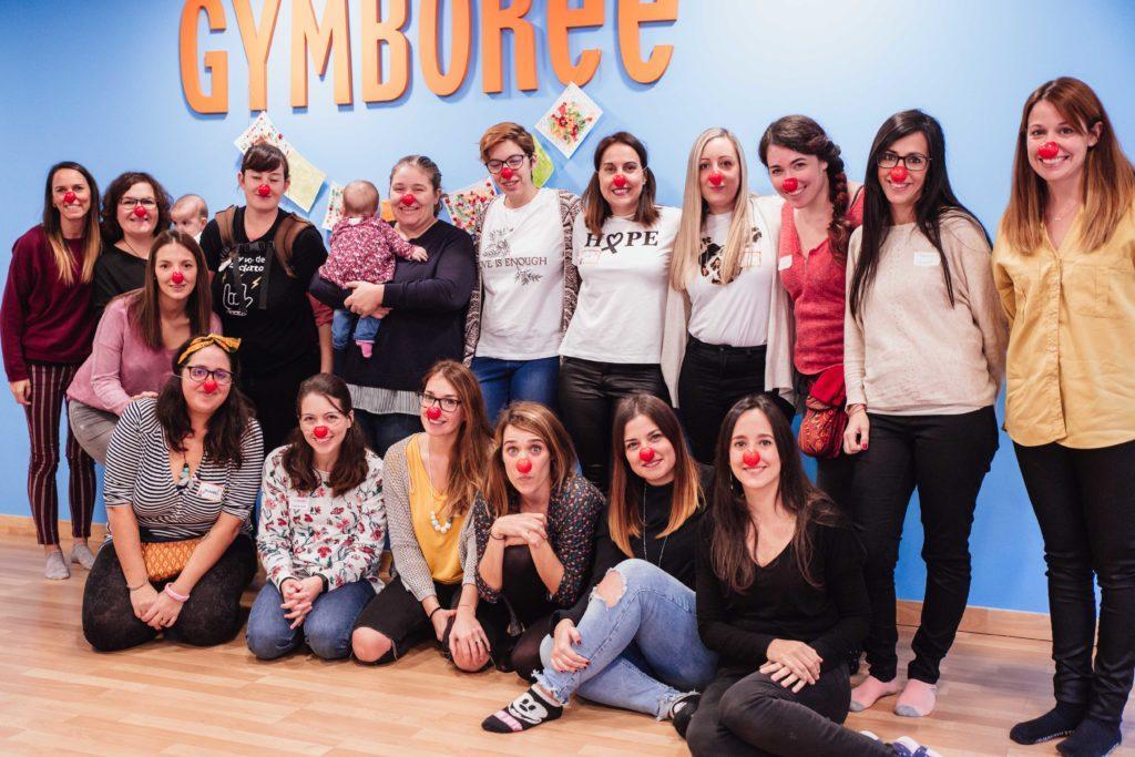 instamamascat mamás blogueras quedada gymboree barcelona