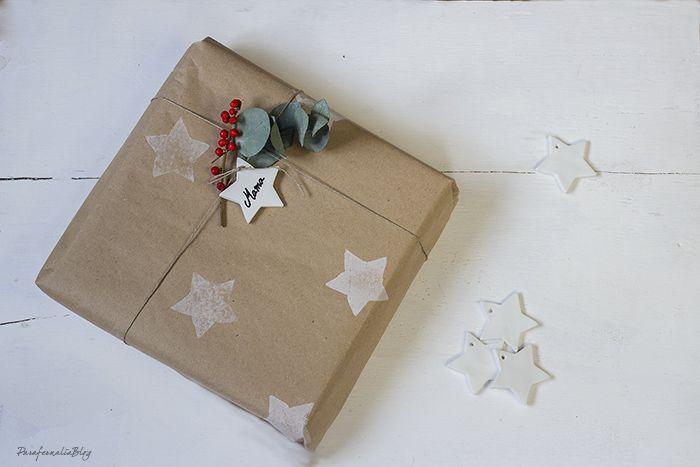 envolver-regalos-papel-craft-estrellas