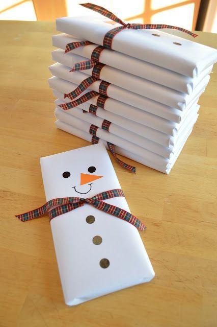 christmas gift wrapping ideas para envolver regalos de navidad 2