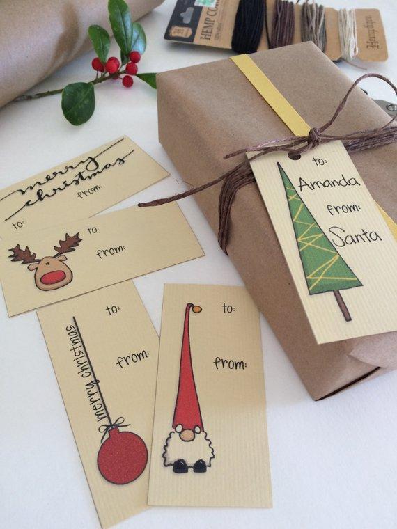 christmas gift wrapping ideas para envolver regalos de navidad 7