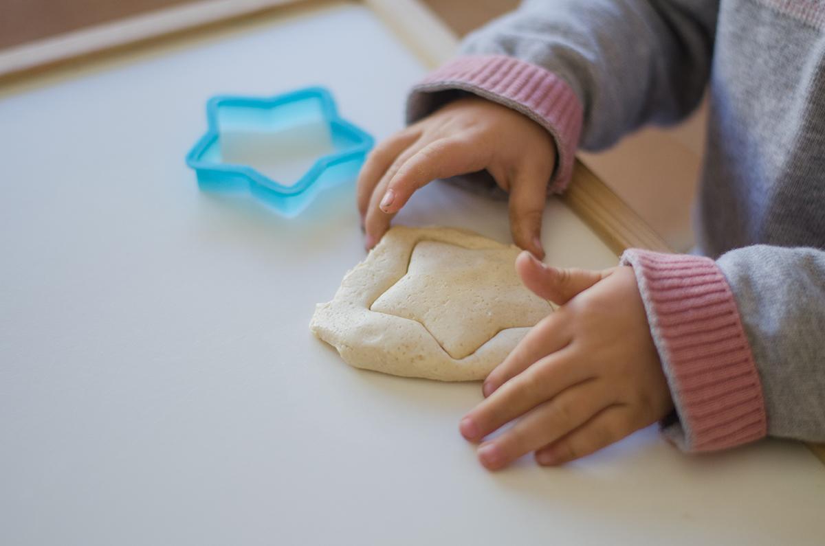modelar con pasta de sal, salt dough 04