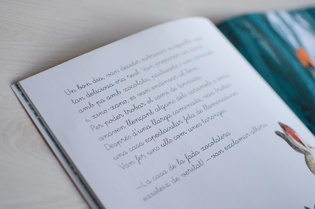 Contes Desexplicats Primeres Lectures en Lletra Lligada 1