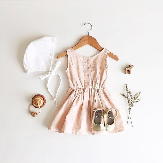 flatlay tips and inspiration - children