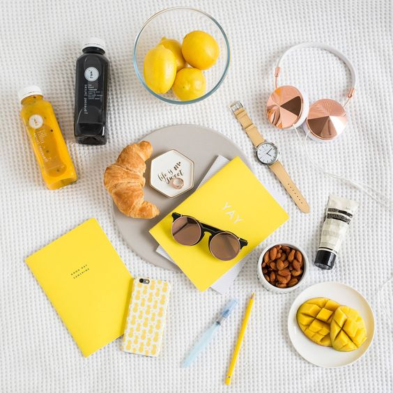 stacklay tips and inspiration - yellow