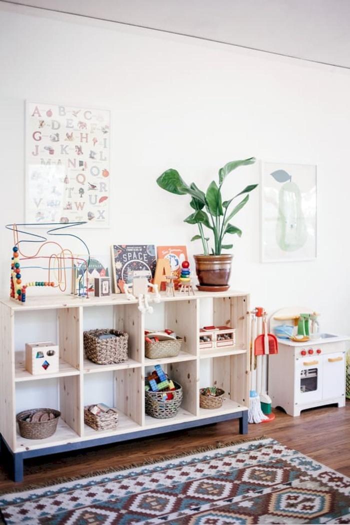 montessori bedroom - habitacion infantil - dormitorio montessori 2