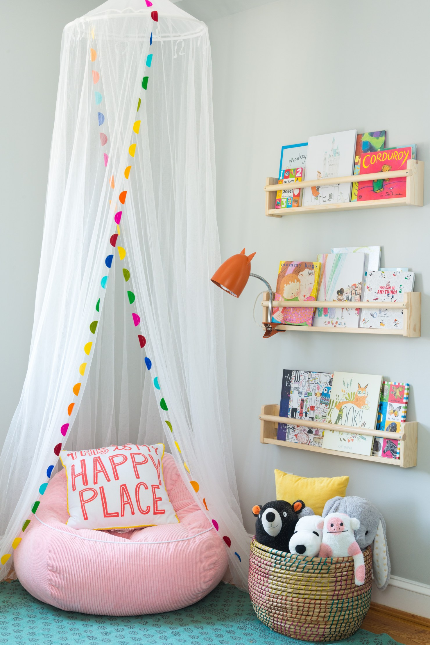 Ideas para crear un rincon de lectura Montessori infantil 8.jpg