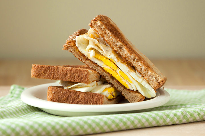 ideas de desayuno saludable para niños 17