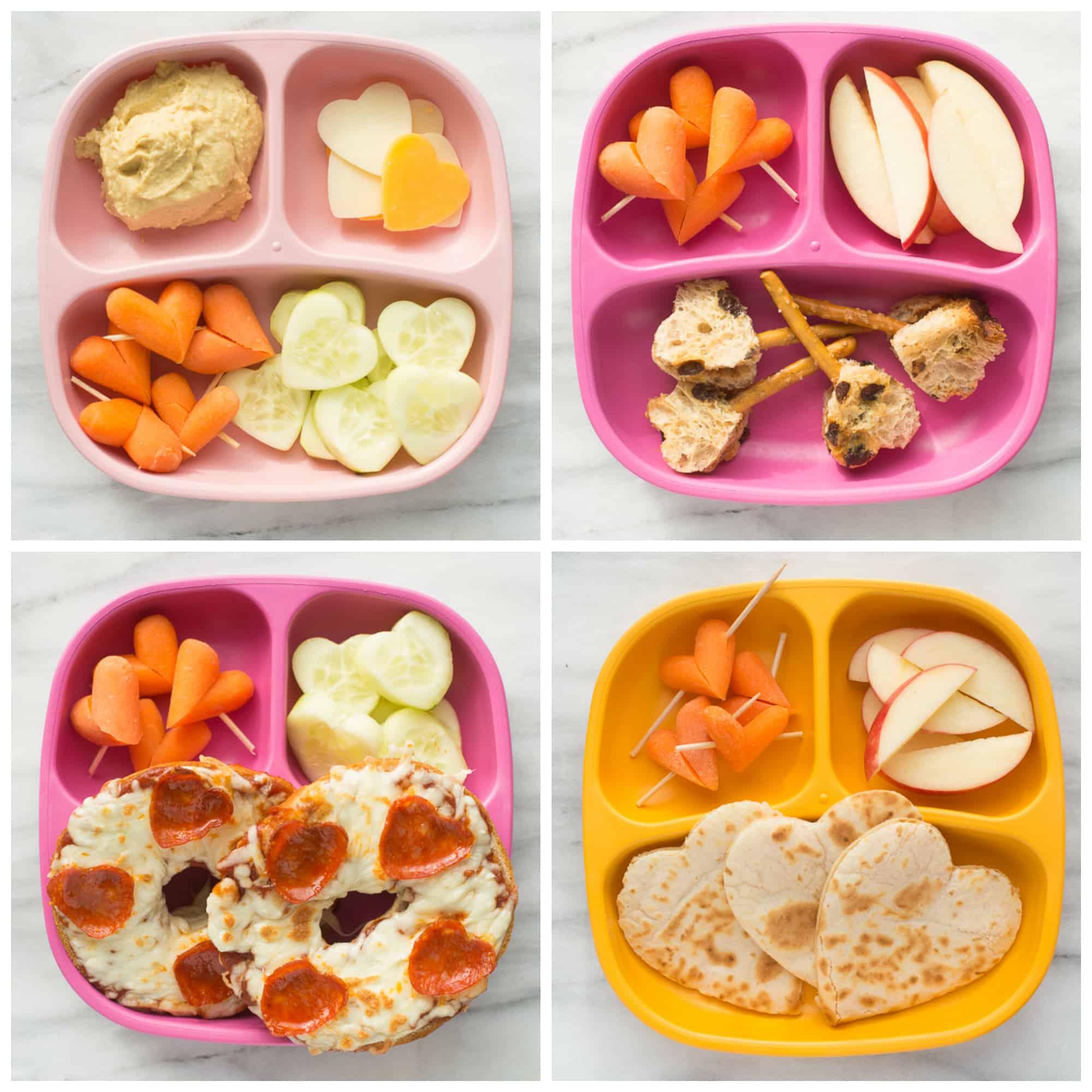 Desayunos Saludables Para Niños Mons Petits