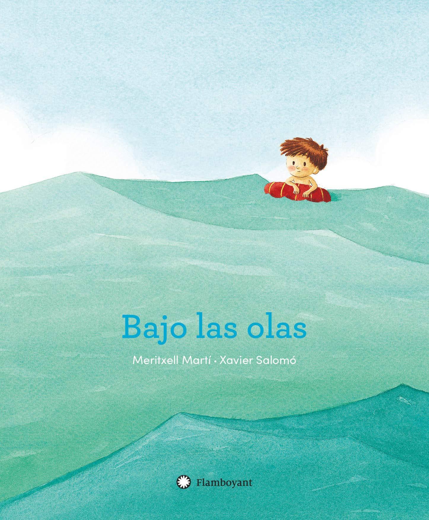 Recomendaciones cuentos infantiles Sant Jordi - Meritxell Marti - Sota les onades