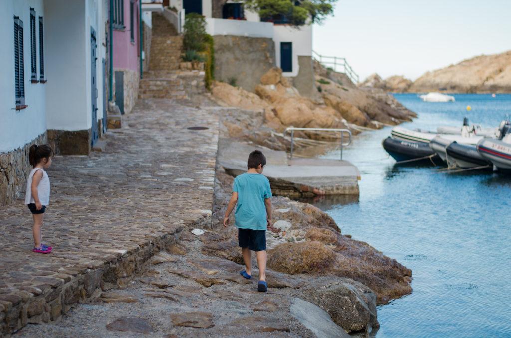 Cala Sa Tuna - Begur, Costa Brava, Girona