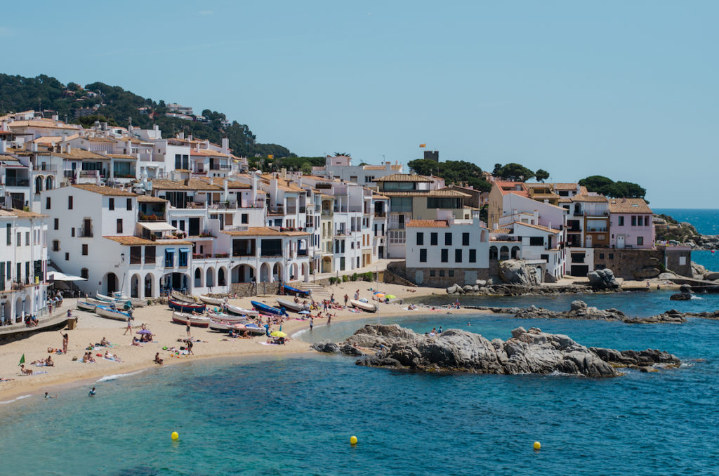 Calella de Palafrugell - Costa Brava - Girona