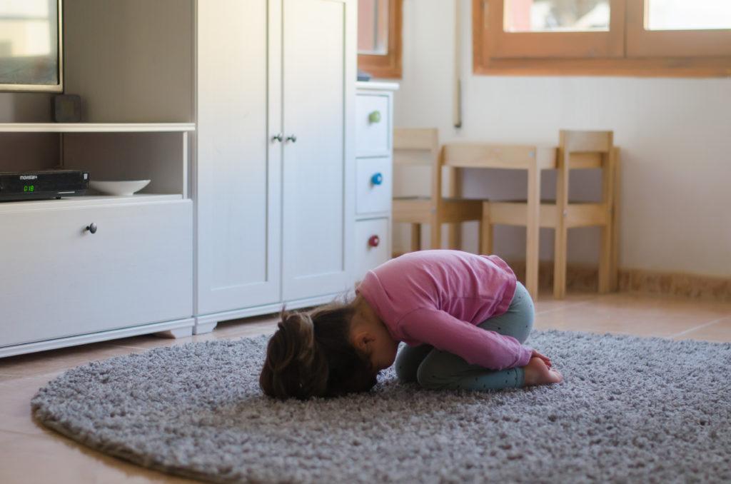 Niños altamente sensibles