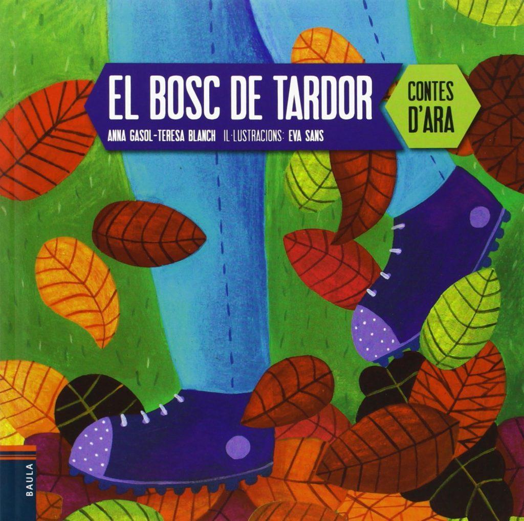 el bosc de la tardor - libros de otoño para niños - autumn children books - contes de tardor