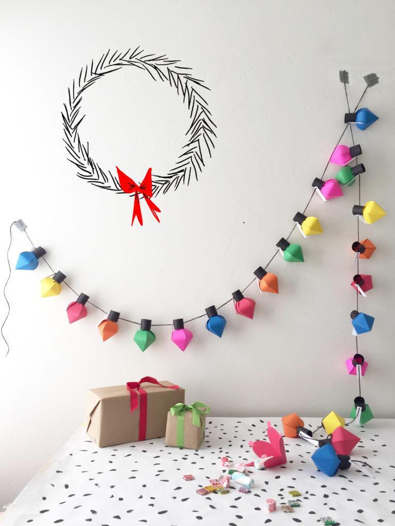 Calendario de Adviento DIY - Advent Calendar DIY - Homemade