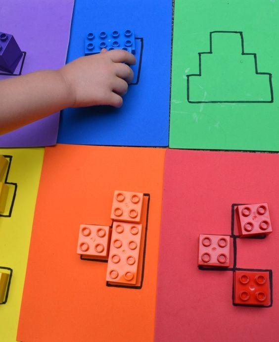 Actividades matemáticas para aprender los numeros - Math Activities to learn the numbers preschool kindergarten 10