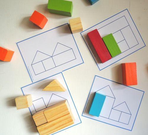 Actividades matemáticas para aprender los numeros - Math Activities to learn the numbers preschool kindergarten 11