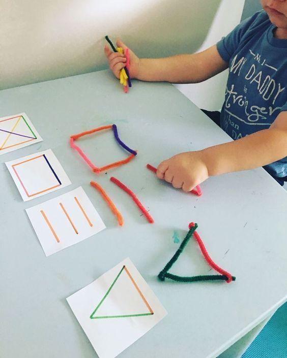 Actividades matemáticas para aprender los numeros - Math Activities to learn the numbers preschool kindergarten 14