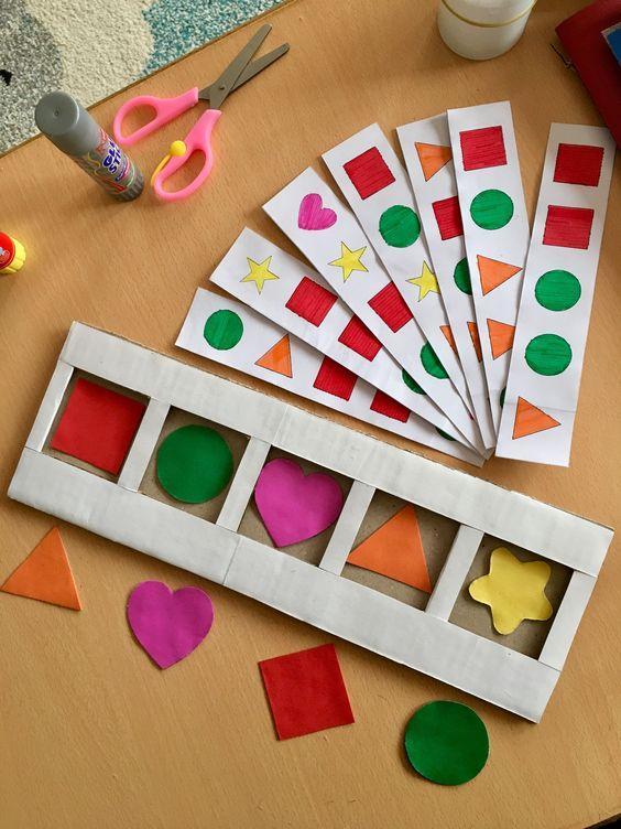 Actividades matemáticas para aprender los numeros - Math Activities to learn the numbers preschool kindergarten 17