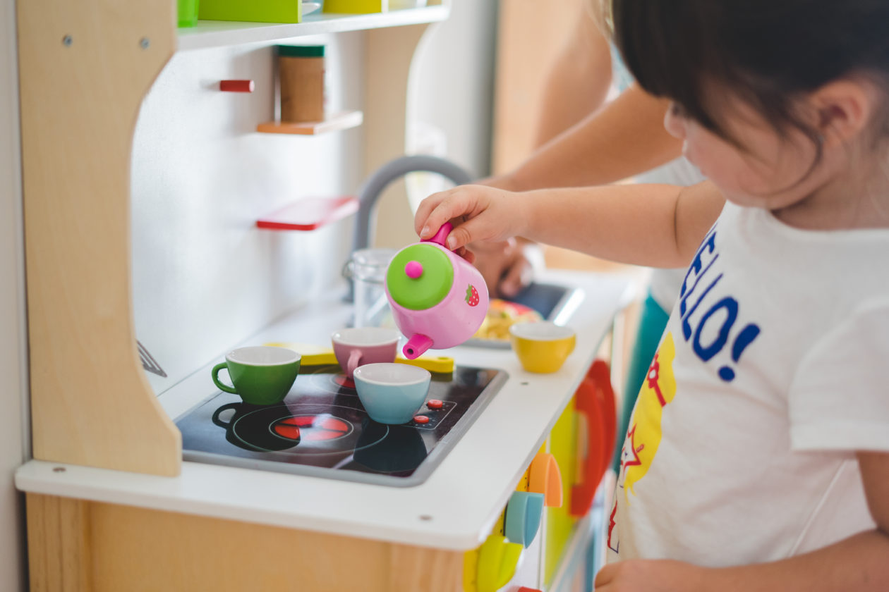 Como montar una playroom o habitacion de juegos