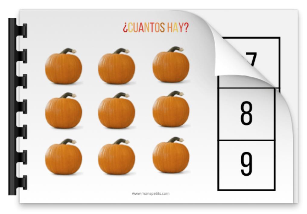 Actividades de otoño descargables gratis pdf - Cuantos hay
