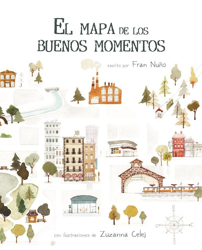 Recomendacion Libros y Cuentos Navidad - El mapa de los buenos momentos
