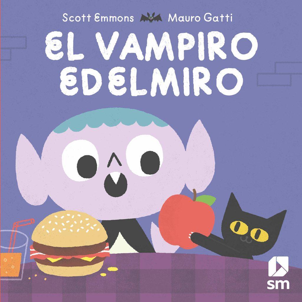 Recomendacion Libros y Cuentos Navidad - El vampiro Eldemiro