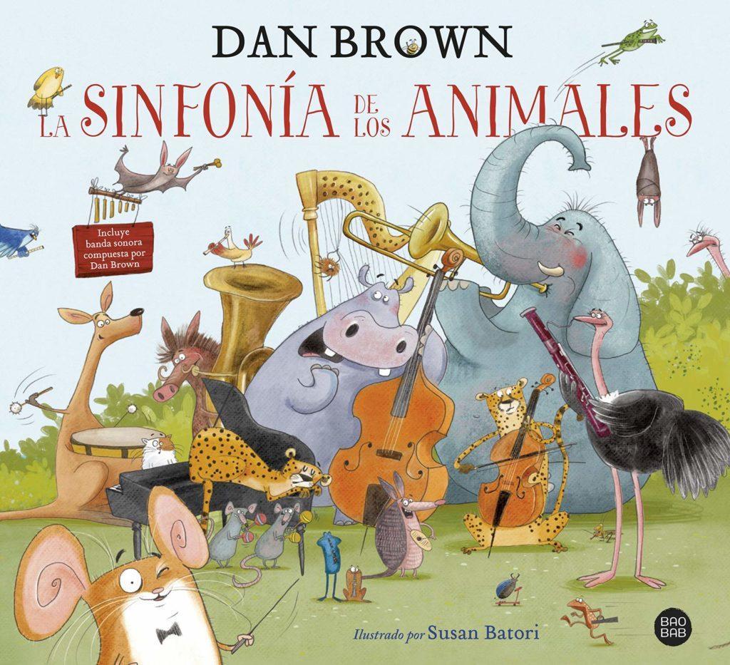 Recomendacion Libros y Cuentos Navidad - La sinfonia de los animales Dan Brown