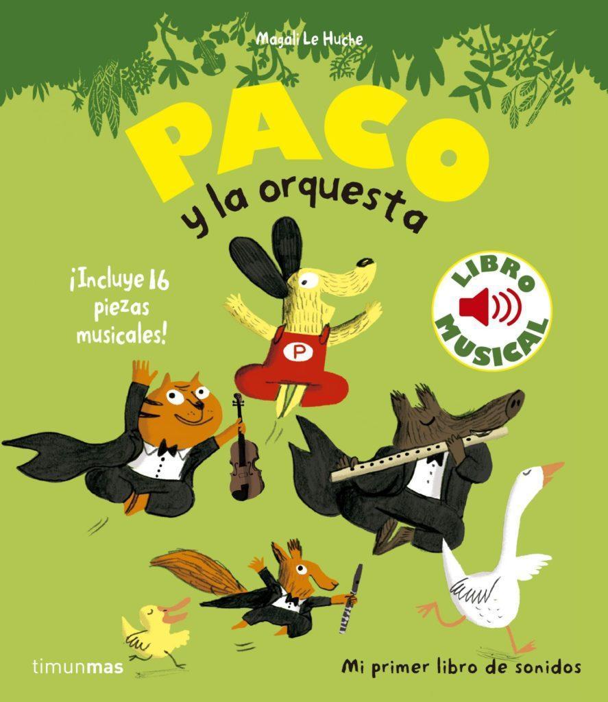 Recomendacion Libros y Cuentos Navidad - Paco y la Orquesta