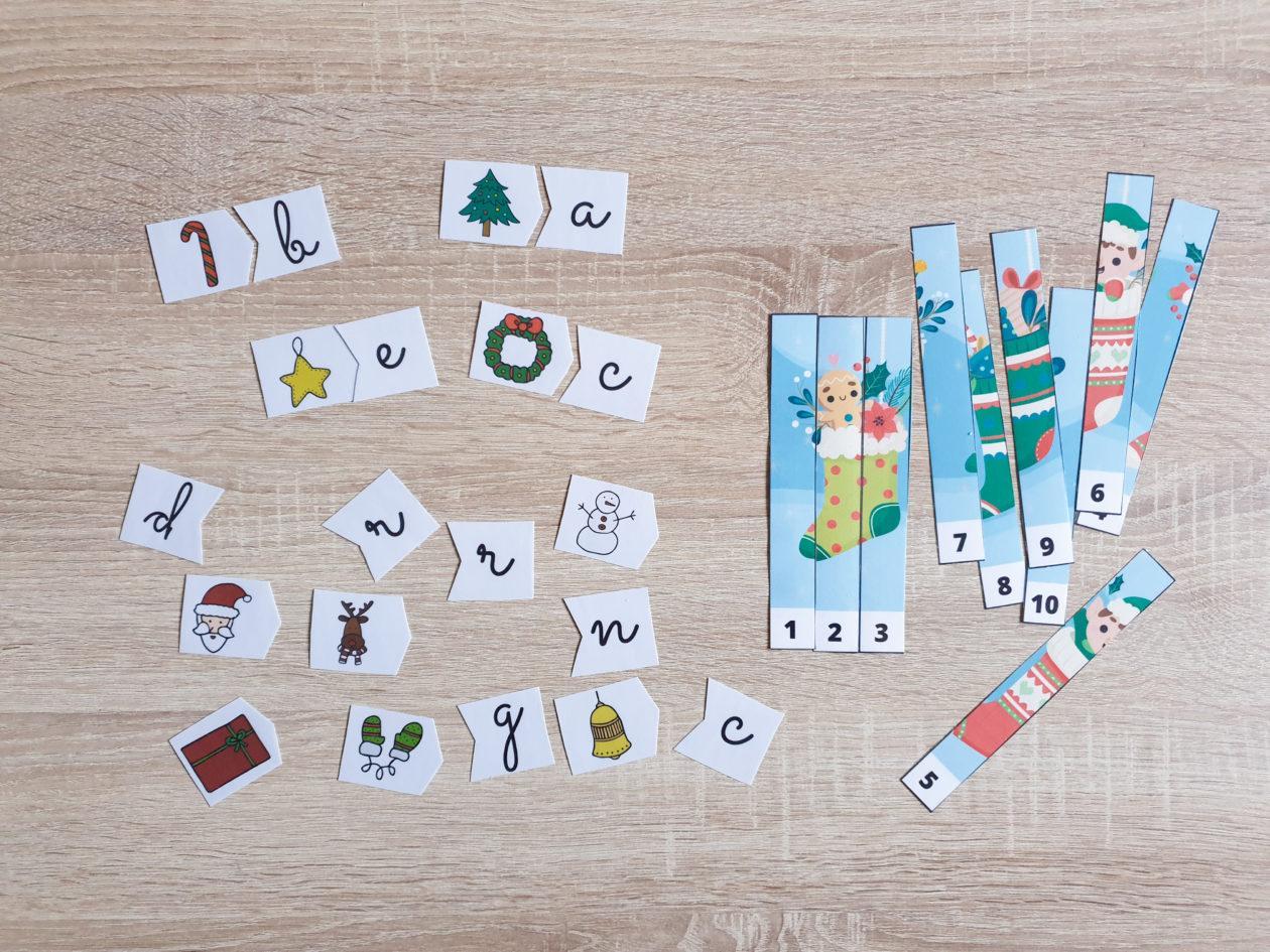 Dossier de Navidad Gratuito - 25 actividades Más de 80 Páginas - Descargable Gratis - Listo para imprimir