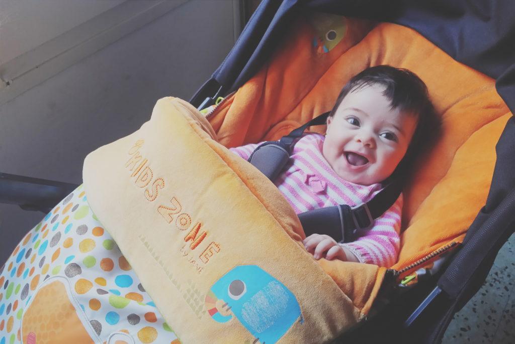 Imprescindibles para la llegada del bebe - Cochecito bebe