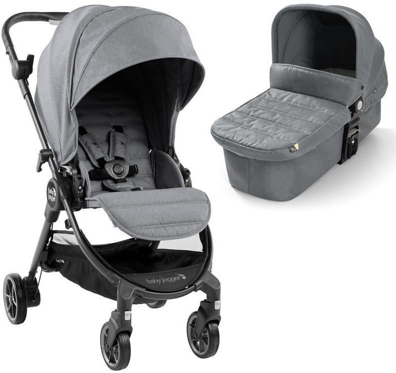 Consejos para escoger cochecito de bebe - Baby Joggers City Tour Lux Duo