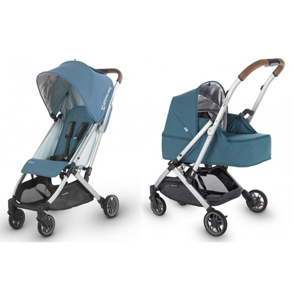 Consejos para escoger cochecito de bebe - UppaBaby Minu