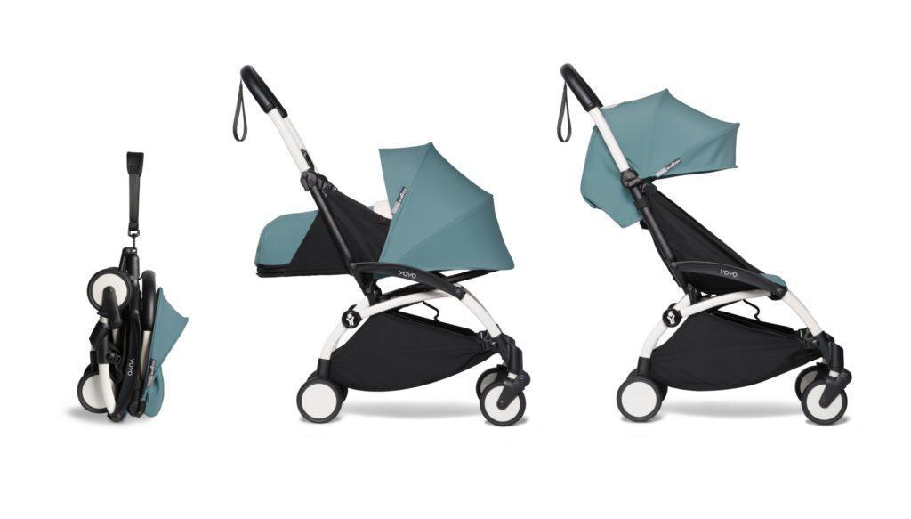 Consejos para escoger cochecito de bebe - Yoyo2 Babyzen Aqua