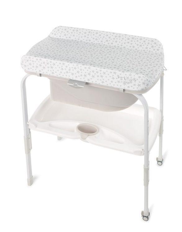 Imprescindibles para la llegada del bebe - Bañera cambiador bebe