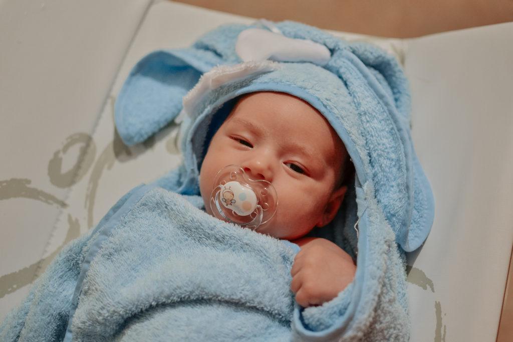 Imprescindibles para la llegada del bebe - Cuidado de la piel del bebe