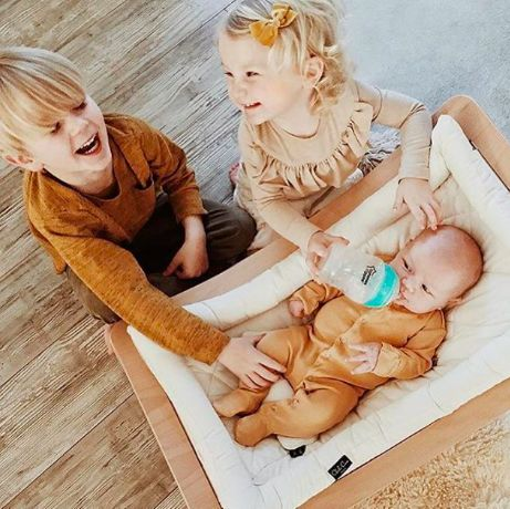 Imprescindibles para la llegada del bebe - Hamaca bebe Baby Rocker
