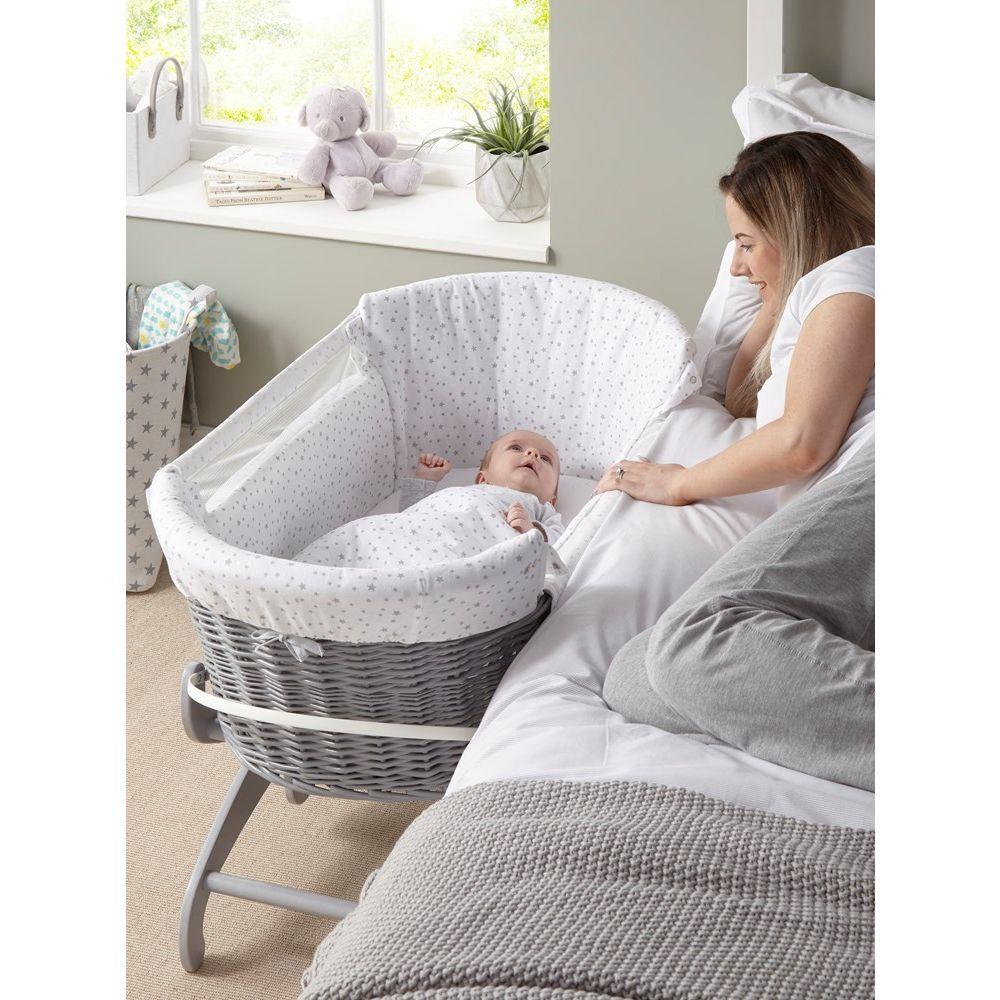 Imprescindibles para la llegada del bebe - Moises Colecho Clair de Lune