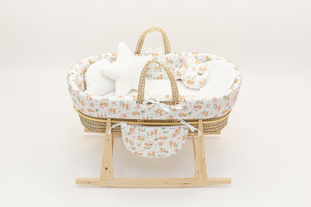 Imprescindibles para la llegada del bebe - Moises Cucosbaby