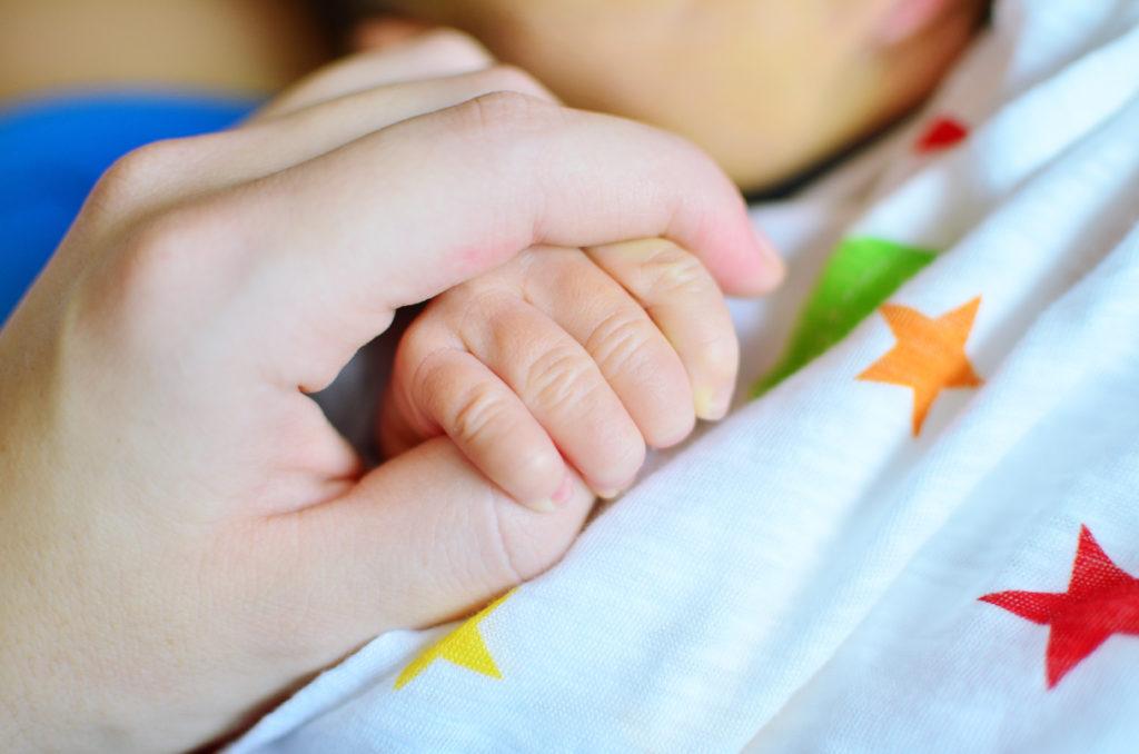 Imprescindibles para la llegada del bebe - Muselinas y arrullos