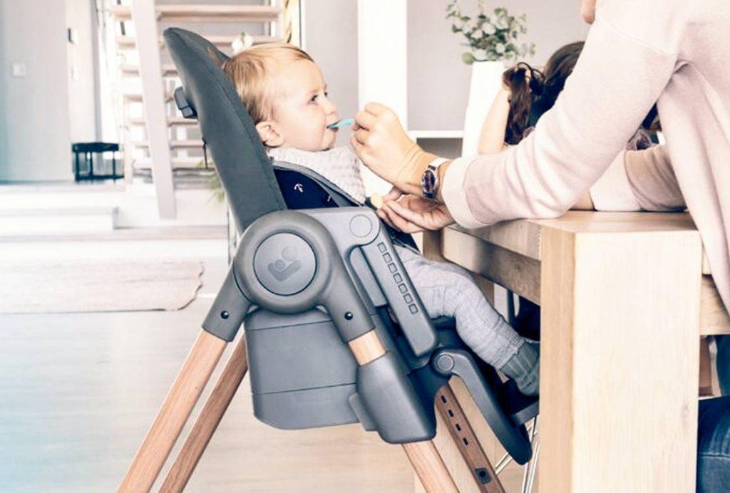 Imprescindibles para la llegada del bebe - Trona Maxi Cosi Minla bebe