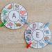 Descargable de lectoescritura para niños - Actividades de letras - Alphabet activities printable - Activitats de lectoescriptura educacio infantil - Gratis - Free - by monspetits.com