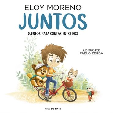 Seleccion Cuentos Sant Jordi 2021 - Mis recomendaciones - Juntos de Eloy Moreno
