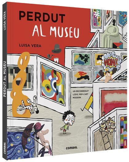 Seleccion Cuentos Sant Jordi 2021 - Mis recomendaciones - Perdut al Museu de Luisa Vera Guardiola